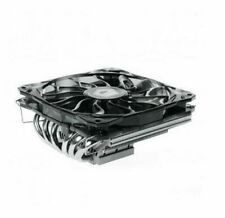 ID-Cooling IS-60 TDP 130W Lwo Profile CPU Cooler 120mm Parts Fans Heat Sinks_NS