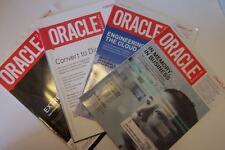 Oracle Magazine 4 Issue 2014-2015 Lot
