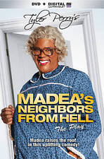 Tyler Perrys Madeas Neighbors from Hell (DVD, 2014) w/ DIGITAL COPY! W Slipcover