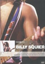 Billy Squier - Videohits  (DVD)  NEU+UNGESPIELT/MINT!