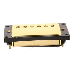 Micro manche double rail pour remplacement de guitare électrique Gibson LP