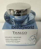 Thalgo Hydra-Marine 24H Cream 50ml Free Shipping #tw