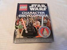 Lego Star Wars Character Encyclopedia by Dorling Kindersley 2011 Hardcover