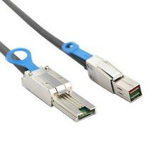 External Mini SAS 4x SFF-8088 to Mini SAS HD SFF-8644 Data Server Raid Cable