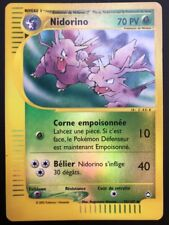 Carte Pokemon NIDORINO 55/147 Unco Reverse AQUAPOLIS WIZARD FR