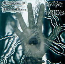 Goat Horns - Magician of Black Chaos CD NEU
