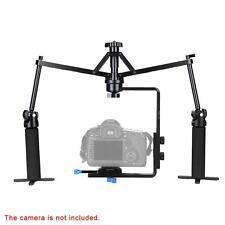 Mini Handheld Stabilizer Steadicam Hand Grip for Camcorder Camera Video DV DSLR