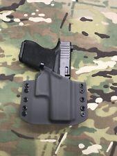 Armor Gray Kydex Holster for Glock 43