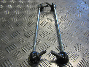 HOLDEN COMMODORE VZ ADVENTRA FRONT SWAY BAR LINK PINS PAIR V6---V8 NEW