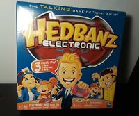 Headbanz Electronic Spin Master Board Game Brand New Sealed