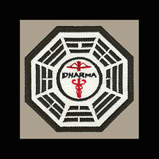 """LOST Dharma Initiative Embroidered patch """"Staff"""""""