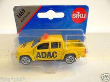 SIKU 1469 VOLKSWAGEN AMAROK ADAC PICK-UP (A+/A)