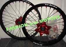 ***FA-BA*** COPPIA CERCHI DID MX MOTOCROSS HONDA CR CRF complete wheel