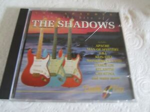 THE APACHES PLAY THE  HITS OF THE SHADOWS -CD