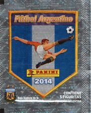 FUTBOL ARGENTINO 2014 by PANINI 3 Envelopes stickers