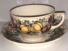BARKER BROS. CUP AND SAUCER