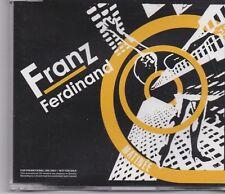 Franz Ferdinand -Matinee promo cd single