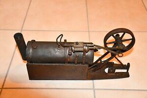 Alte Märklin - Dampfmaschine - für Schiffe  - sehr selten
