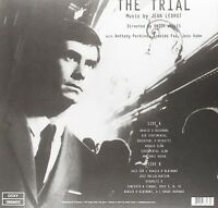 JEAN LEDRUT - THE TRIAL   VINYL LP NEU