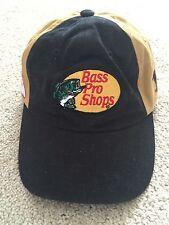 NASCAR Bass Pro Shop Hat #1 & #3 Dale Earnhardt Adjustable Baseball Cap