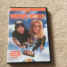 """Wayne's World"" Comedy Movie starring Mike Myers & Dana Carvey on DVD"
