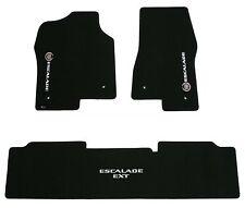 Lloyd Mats ULTIMAT 3PC FLOOR MAT SET Custom Made for 2002-2006 Escalade EXT
