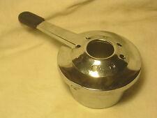 Small burner stove heater fuel handled burn fondue cooker pan burner