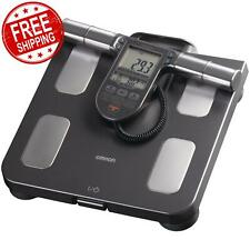 Full-Body Sensor Monitor and Scale w/ 7 Fitness Indicator Measure BMI Body Fat