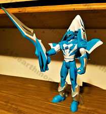 "Power Rangers Jungle Fury DX ""Animorphin' Shark Ranger"" (Complete)"
