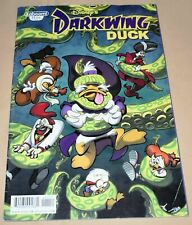 DARKWING DUCK  NO 11 RARE 2011 Kaboom Disney's F.O.W.L. Disposition collectable