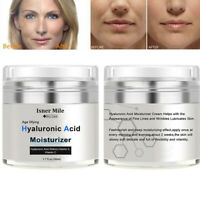 Hyaluronic Acid Gel Cream Intense Anti-Aging Wrinkles Face Serum Moisturizer Hot
