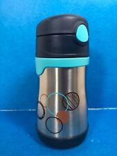 Themos Foogo insulated 10oz. drink bottle w/ lid & straw - NEW!