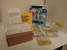 """Microsoft Office Standard For Windows 95 Complete 3.5"""" Disquettes Only / NO CDs"""