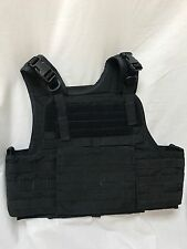 Eagle Industries Plate Carrier w/Cummerbund Black S/M LE Duty Police