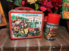 POW!! Vtg.  1963 Beverly Hillbillies Metal Lunchbox W/ Thermos. ~GC~
