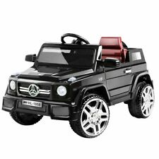 Licensed Mercedes-Benz G65 AMG Kids Electric Ride on Car G55 Children Music Toys
