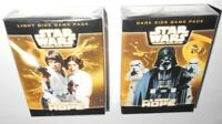 Star Wars TCG Cards New Hope Set 2 Mazzi Light Side & Dark Side