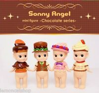 Sonny Angel Doll Chocolate kawaii collectible kewpie cute mini figure deco doll