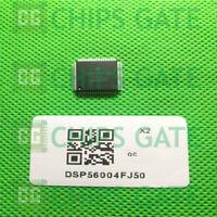 1PCS DSP56004FJ50 Encapsulation:QFP-80,24-Bit Digital Signal Processor