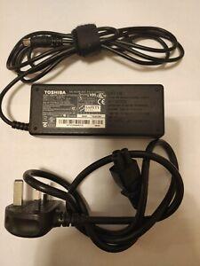 GENUINE for Toshiba 15V, 5A PA3378E-3AC3 Power Supply PSU Charger