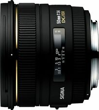 [NEAR MINT] SIGMA 50mm F1.4 EX DG HSM for canon (N191)