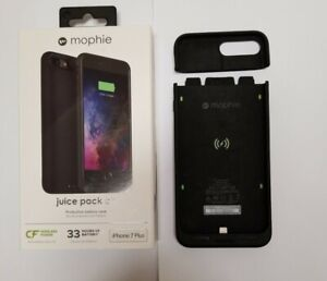 mophie juice pack air for iPhone 7 Plus wireless charge capable Retail: $99.00