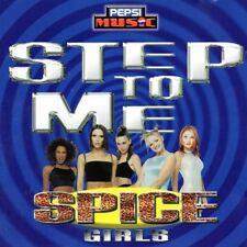 SPICE GIRLS - Step to me 4TR CDM 1997 PEPSI PROMO / Holland print