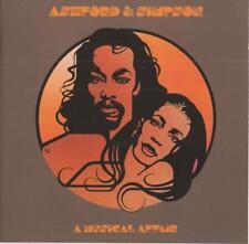 ASHFORD & SIMPSON-A MUSICAL AFFAIR +3 BONUSTRACKS CD Nouveau neuf dans sa boîte