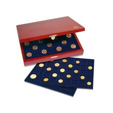 SAFE 5892 Münzen-Kassetten Elegance 15 komplette KMS