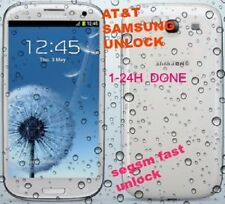 UNLOCK CODE  AT&T SAMSUNG GALAXY S2,S3,S4 NOTE 2,3  ALL TAB  FAST