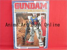 Gandam Scratchbuild Manual Model Kit Book