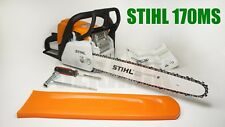 STIHL MS170 Chain saw  1.3 kw ORIGINAL 16 in (35 cm) bar.