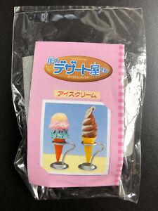 Re-ment Japan Vintage Desert cafe Soft Ice Cream dollhouse miniature Megahouse