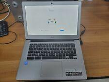 Acer Chromebook CB3-431 14'' Laptop N3060 1.6GHz 2GB eMMC 16GB Chrome OS Silver